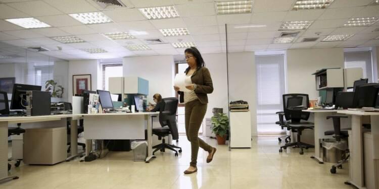 La croissance de l'activité ralentit dans les services