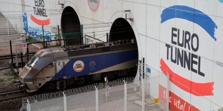 Hausse de 7% du trafic camions d'Eurotunnel en juillet