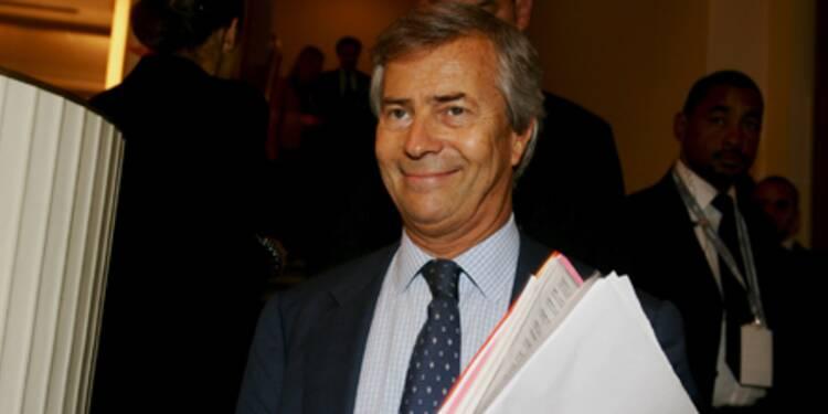 Bolloré a décroché en Bourse après l'offre de rachat de Havas