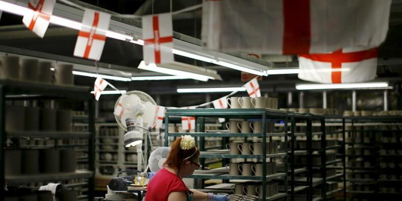 Recul inattendu de la production industrielle britannique