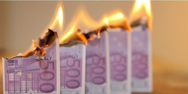 Plus de 600 millions d'euros d'articles neufs partiraient en fumée chaque année