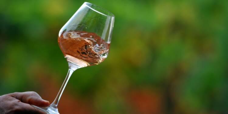 Les vins rosés en conquête à travers le monde