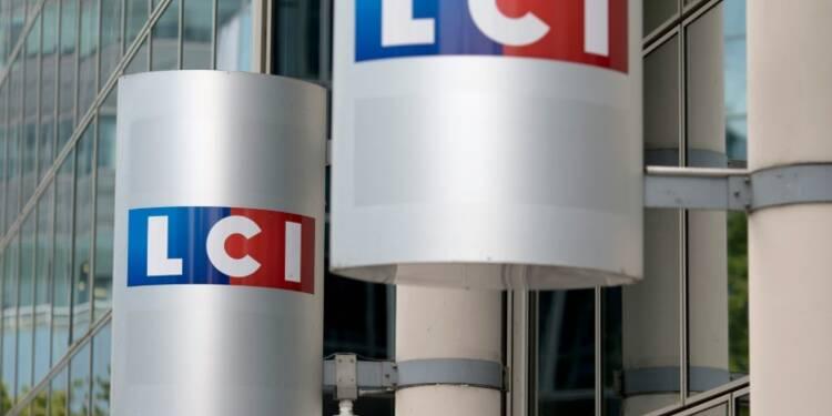"""TF1 se donne """"2-3 ans"""" pour faire de LCI un """"acteur majeur"""" des chaînes d'info"""