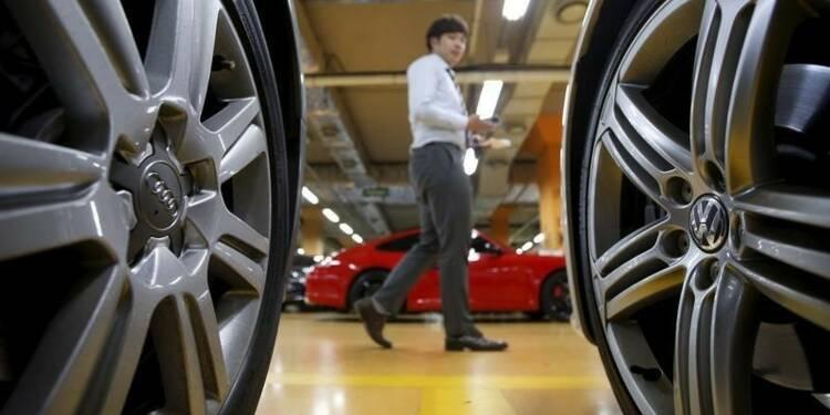 Volkswagen suspend la vente de certains modèles en Corée du Sud