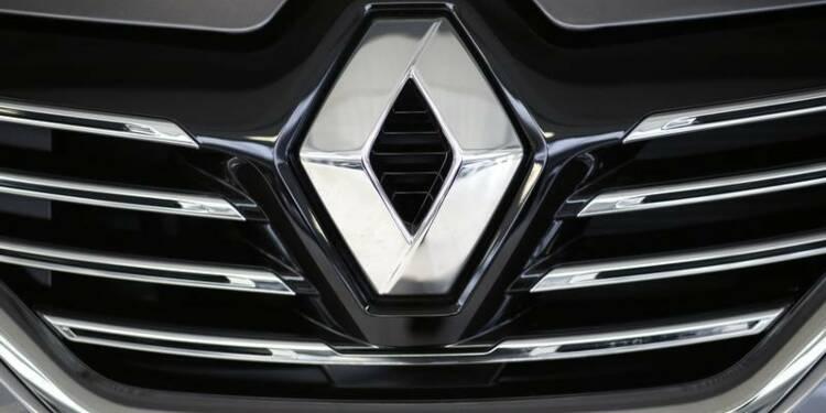 Renault va réduire les émissions d'oxyde d'azote de ses diesel