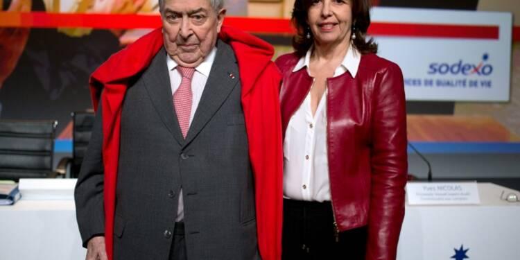 Sodexo, le géant français de la restauration collective, éjecte Alstom du CAC 40