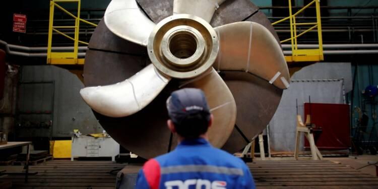 Le champion français des sous-marins DCNS victime d'une fuite massive de données