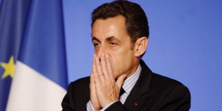 """Nicolas Sarkozy, """"président des riches"""" pour le think tank de gauche Terra Nova"""