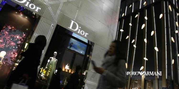 Dior pénalisé par la baisse du tourisme en France et en Asie