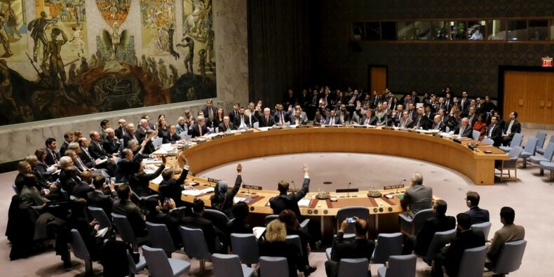 Le Conseil de sécurité adopte une résolution sur la Syrie