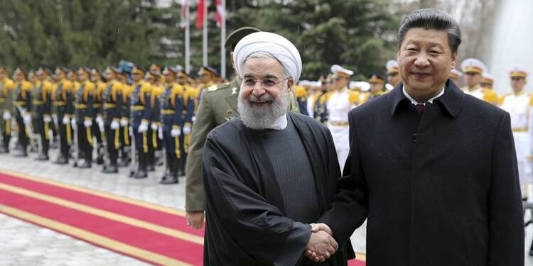 Iran et Chine veulent renforcer leurs relations bilatérales