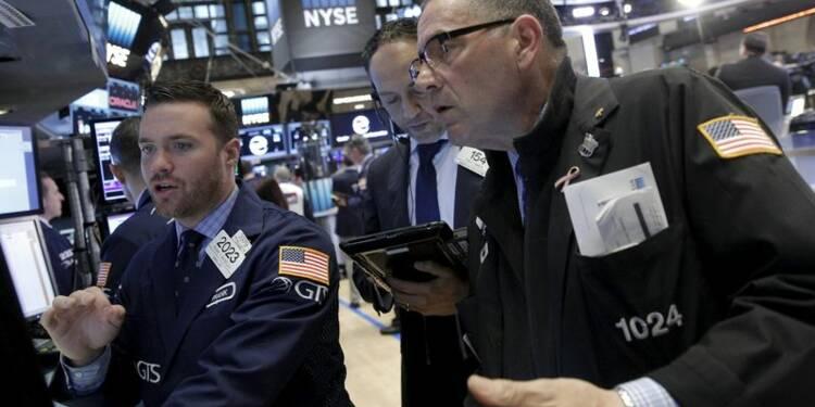 Wall Street confirme sa tendance baissière en ouverture