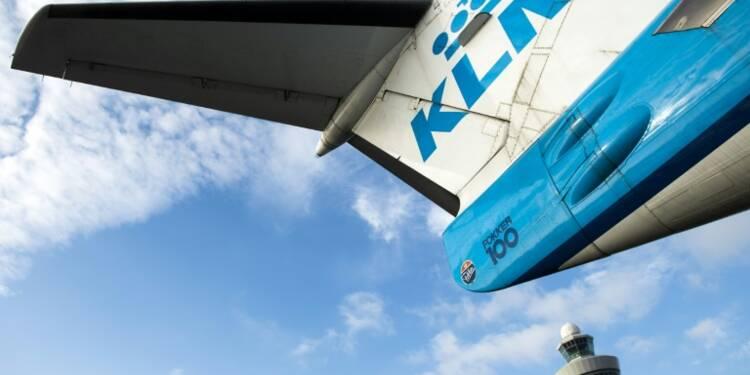 KLM: grève du personnel au sol mercredi