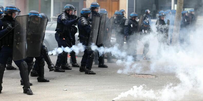 Controverse et exaspération policière après les incidents