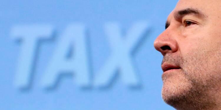 La CE dévoile un plan contre l'évasion fiscale des entreprises