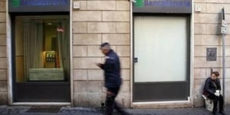 Rome veut solliciter les banques pour dédommager des épargnants