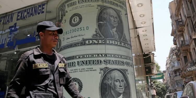 Accord FMI-Egypte sur 12 miliards de dollars de prêts