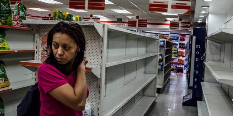 10 chiffres pour comprendre l'effondrement du Venezuela