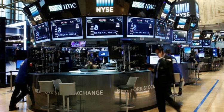 Nouveaux records de clôture à la Bourse de New-York