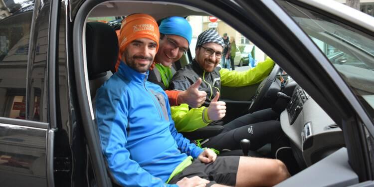 Jonathan Daviaud : il a créé le BlaBlacar des coureurs et cyclistes