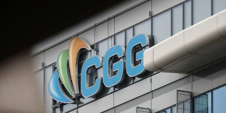 CGG creuse ses pertes au 1er trimestre