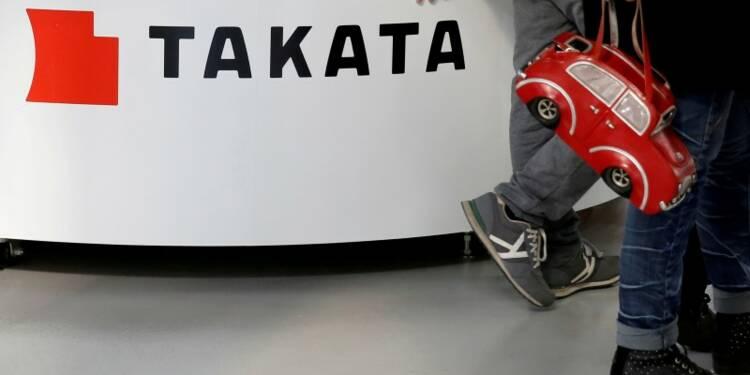Plus de 12 millions de nouveaux rappels liés aux airbags Takata