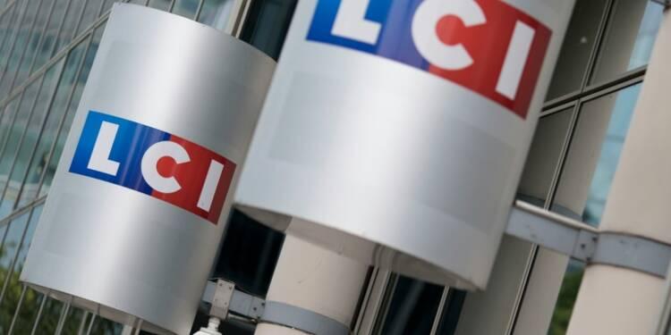 """En devenant gratuite, LCI promet d'être moins """"frénétique"""" que ses concurrentes"""