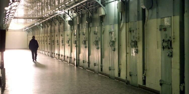 Nombre record de détenus dans les prisons françaises