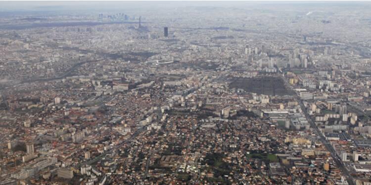 Les prix de l'immobilier fléchissent encore à Paris