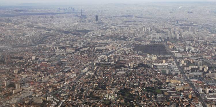 Le marché de l'immobilier parisien reste morose