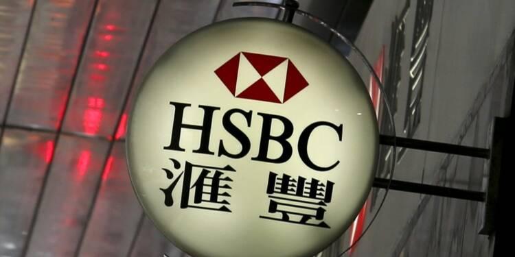 HSBC manque le consensus en 2015, confirme une enquête de la SEC