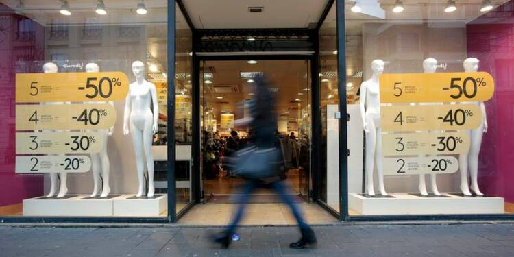 En début de soldes, la mode évite la catastrophe redoutée