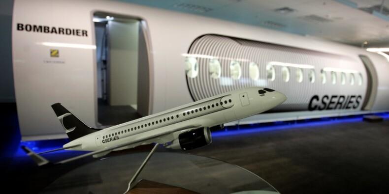 Perte trimestrielle pour Bombardier, Delta commande 75 CSeries