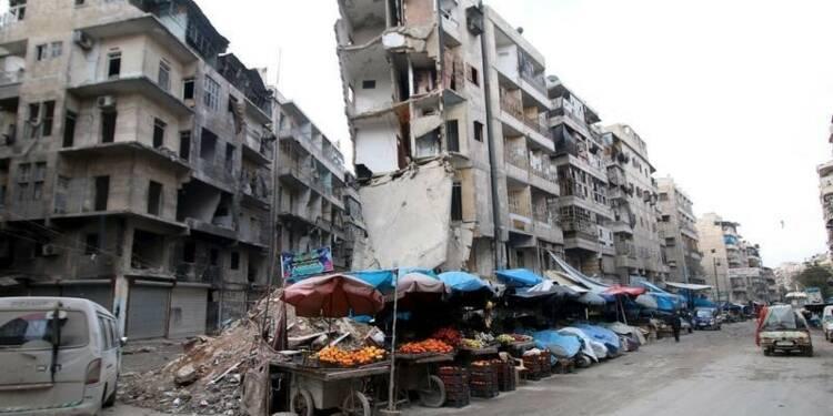 Violents combats en Syrie avant une trêve hypothétique