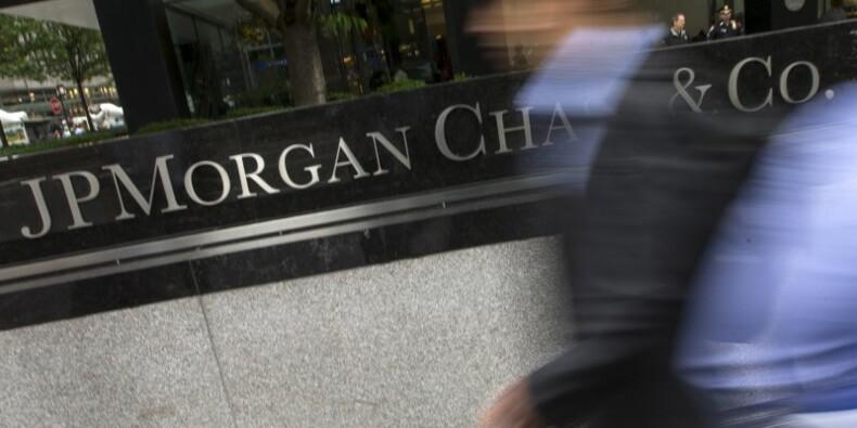 JPMorgan, première banque d'affaires au 3e trimestre