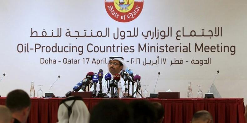 Chute des prix pétroliers, l'Opep fragilisée par l'échec de Doha