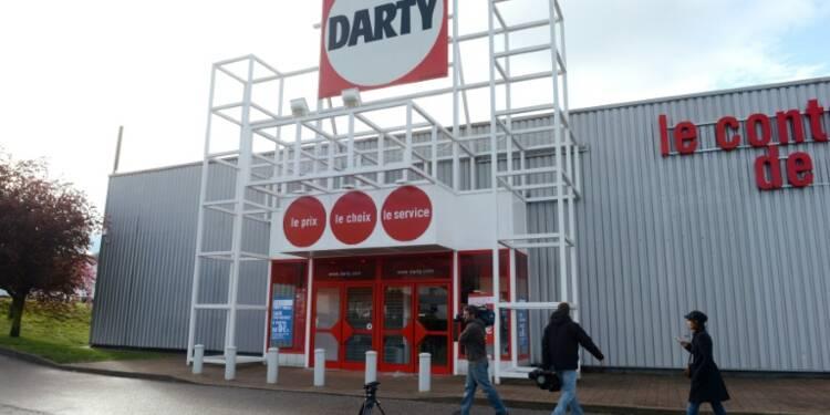 Darty confirme son redressement avant son rachat par la Fnac