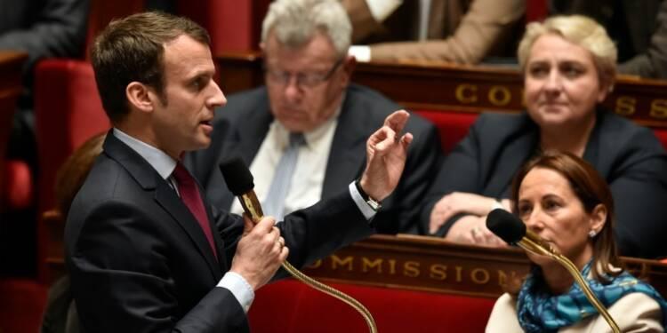 Bouygues Telecom: l'Etat a joué son rôle légitime d'actionnaire, déclare Macron