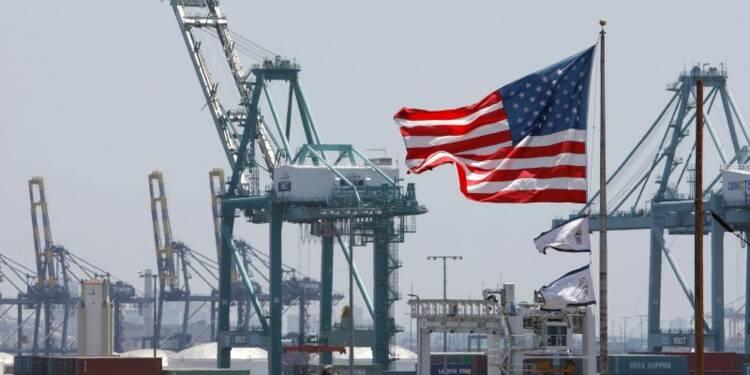 Le déficit commercial américain s'est creusé en mai
