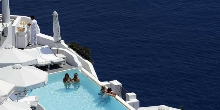 La Grèce renoue avec la croissance avec le tourisme