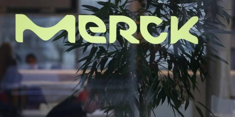 Merck commence l'année avec un bon premier trimestre