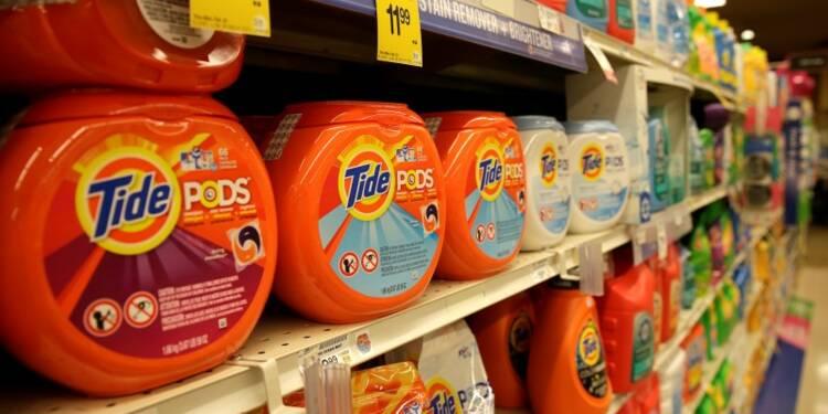 Le bénéfice de Procter & Gamble dépasse le consensus