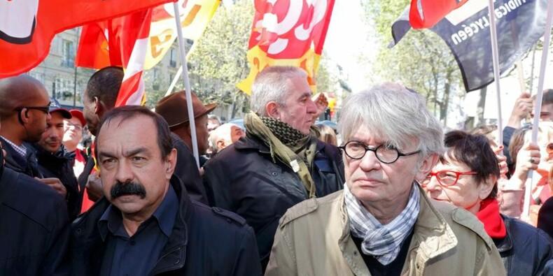 Un 1er-Mai contre la loi El Khomri