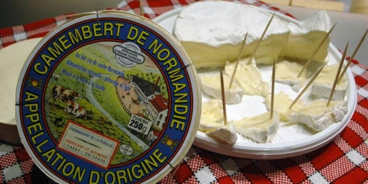 Normandie: vers une paix des braves dans la guerre du camembert