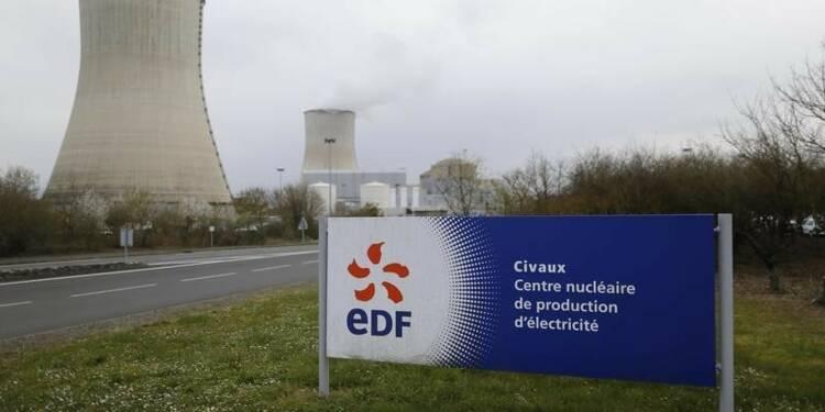 EDF vise de nouvelles centrales nucléaires en France vers 2030