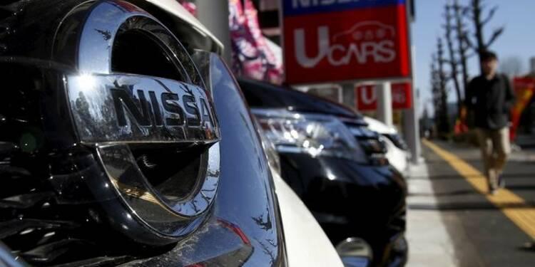 Nissan fait mieux que prévu grâce à la vigueur de la demande