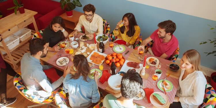 Manger chez l'habitant, la nouvelle tendance qui énerve les restaurateurs