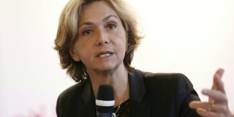 """Grève dans les transports: Pécresse veut """"un service maximum"""" aux heures de pointe"""