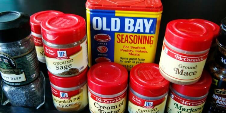 McCormick renonce à lancer une OPA sur Premier Foods