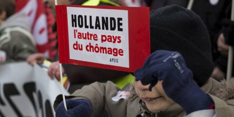 33.200 chômeurs de plus en décembre, 259.700 en 2015… et 1,12 million depuis la présidence Hollande